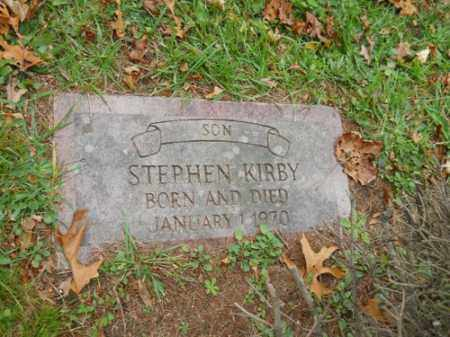 KIRBY, STEPHEN - Barnstable County, Massachusetts | STEPHEN KIRBY - Massachusetts Gravestone Photos