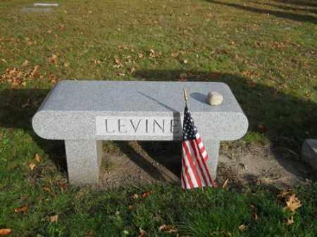 LEVINE, FAMILY - Barnstable County, Massachusetts   FAMILY LEVINE - Massachusetts Gravestone Photos