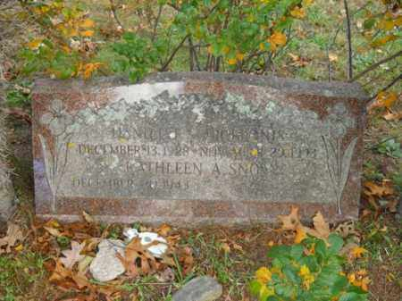 SNOW, KATHLEEN A - Barnstable County, Massachusetts | KATHLEEN A SNOW - Massachusetts Gravestone Photos