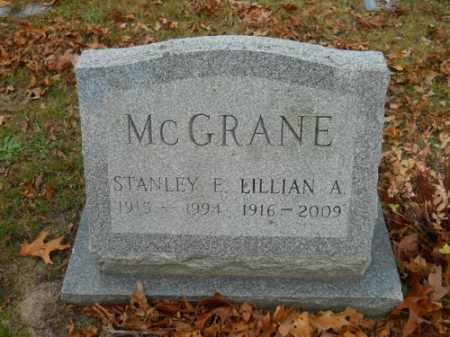 MCGRANE, STANLEY E - Barnstable County, Massachusetts | STANLEY E MCGRANE - Massachusetts Gravestone Photos