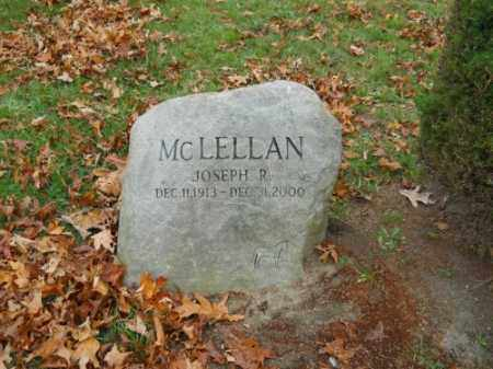 MCLELLAN, JOSEPH R - Barnstable County, Massachusetts | JOSEPH R MCLELLAN - Massachusetts Gravestone Photos