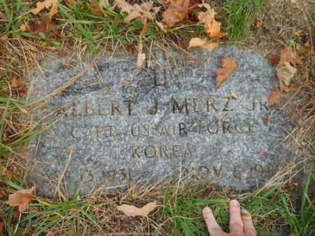 MERZ (KOR), ALBERT J JR - Barnstable County, Massachusetts | ALBERT J JR MERZ (KOR) - Massachusetts Gravestone Photos
