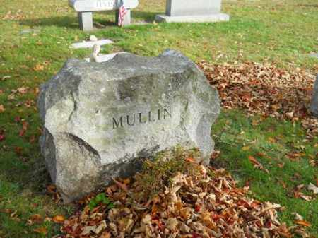 MULLIN, FAMILY - Barnstable County, Massachusetts | FAMILY MULLIN - Massachusetts Gravestone Photos