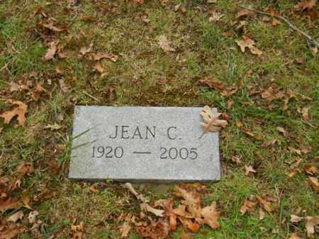 MUNSON, JEAN C - Barnstable County, Massachusetts | JEAN C MUNSON - Massachusetts Gravestone Photos