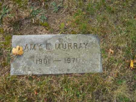 MURRAY, AMY L - Barnstable County, Massachusetts   AMY L MURRAY - Massachusetts Gravestone Photos