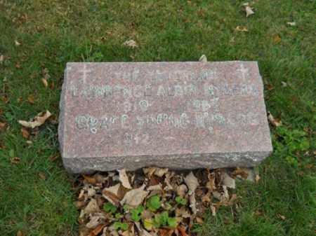 NYBERG, LAWRENCE ALBIN - Barnstable County, Massachusetts | LAWRENCE ALBIN NYBERG - Massachusetts Gravestone Photos