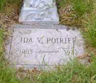 POIRIER, IDA V. - Barnstable County, Massachusetts | IDA V. POIRIER - Massachusetts Gravestone Photos