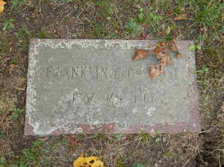 PROVOST, FRANKLIN F - Barnstable County, Massachusetts | FRANKLIN F PROVOST - Massachusetts Gravestone Photos