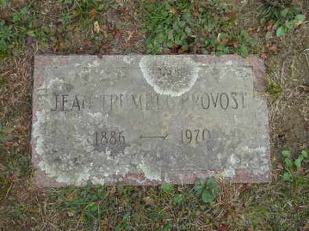 PROVOST, JEAN TRUMBLE - Barnstable County, Massachusetts   JEAN TRUMBLE PROVOST - Massachusetts Gravestone Photos