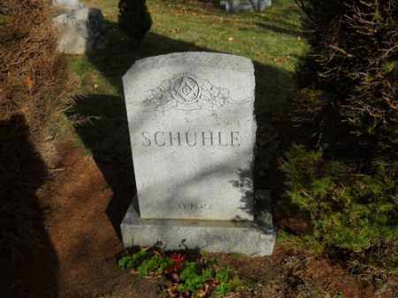 SCHUHLE, FAMILY - Barnstable County, Massachusetts | FAMILY SCHUHLE - Massachusetts Gravestone Photos