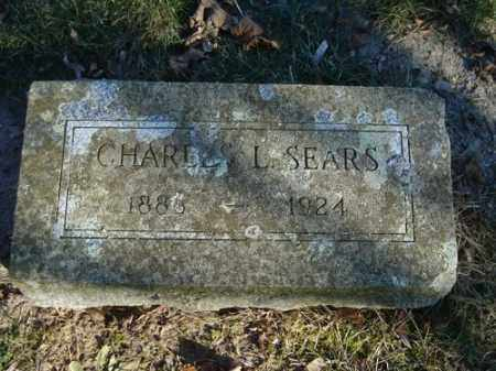 SEARS, CHARLES L - Barnstable County, Massachusetts   CHARLES L SEARS - Massachusetts Gravestone Photos