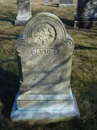 SEARS, DAVID ERNEST - Barnstable County, Massachusetts | DAVID ERNEST SEARS - Massachusetts Gravestone Photos