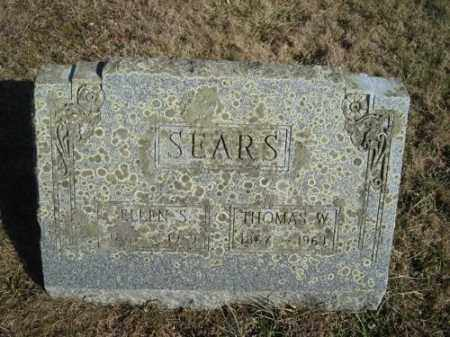 SEARS, THOMAS WALTER - Barnstable County, Massachusetts | THOMAS WALTER SEARS - Massachusetts Gravestone Photos