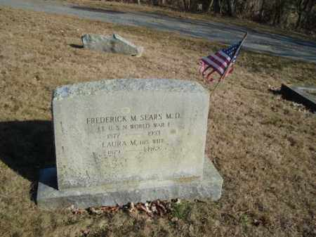 SEARS, LAURA MARJORIE - Barnstable County, Massachusetts | LAURA MARJORIE SEARS - Massachusetts Gravestone Photos