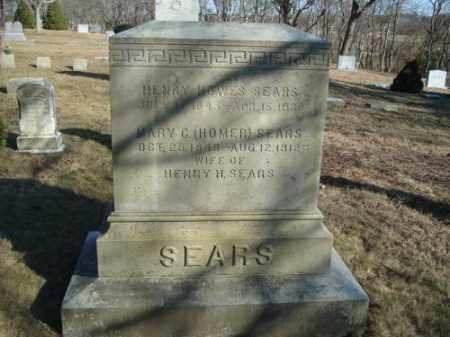 SEARS, HENRY HOWES - Barnstable County, Massachusetts | HENRY HOWES SEARS - Massachusetts Gravestone Photos