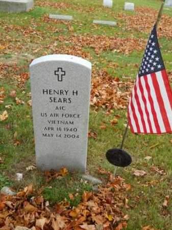 SEARS, HENRY HOMER - Barnstable County, Massachusetts | HENRY HOMER SEARS - Massachusetts Gravestone Photos
