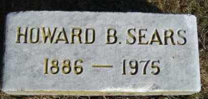 SEARS, HOWARD BAILY - Barnstable County, Massachusetts | HOWARD BAILY SEARS - Massachusetts Gravestone Photos