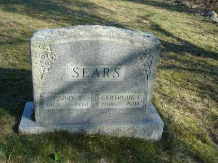 MACKENZIE SEARS, GERTRUDE E - Barnstable County, Massachusetts | GERTRUDE E MACKENZIE SEARS - Massachusetts Gravestone Photos