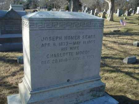 MOODY, CHARLOTTE - Barnstable County, Massachusetts | CHARLOTTE MOODY - Massachusetts Gravestone Photos