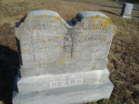 SEARS, JOSHUA - Barnstable County, Massachusetts | JOSHUA SEARS - Massachusetts Gravestone Photos