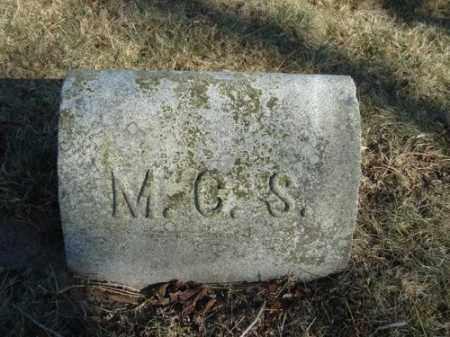 HOMER SEARS, MARY CAROLINE - Barnstable County, Massachusetts | MARY CAROLINE HOMER SEARS - Massachusetts Gravestone Photos