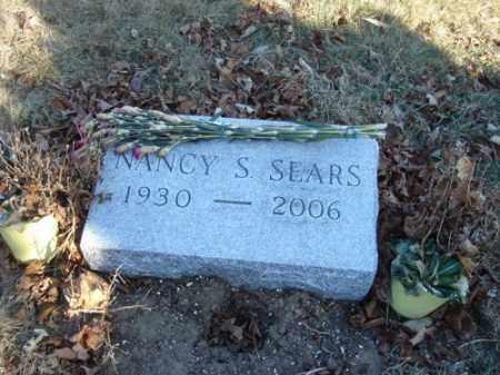 SEARS, NANCY FOSTER - Barnstable County, Massachusetts | NANCY FOSTER SEARS - Massachusetts Gravestone Photos