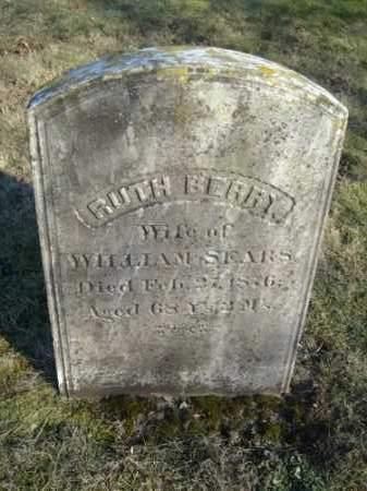 BERRY, RUTH - Barnstable County, Massachusetts | RUTH BERRY - Massachusetts Gravestone Photos