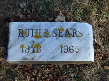SEARS, RUTH BERRY - Barnstable County, Massachusetts | RUTH BERRY SEARS - Massachusetts Gravestone Photos