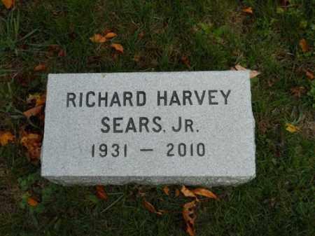 SEARS, RICHARD HARVEY JR - Barnstable County, Massachusetts | RICHARD HARVEY JR SEARS - Massachusetts Gravestone Photos