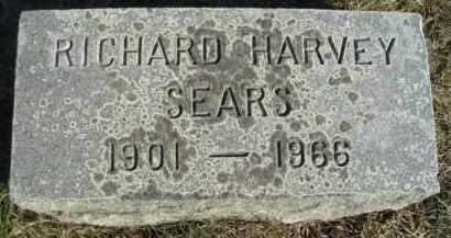 SEARS, RICHARD HARVEY - Barnstable County, Massachusetts | RICHARD HARVEY SEARS - Massachusetts Gravestone Photos