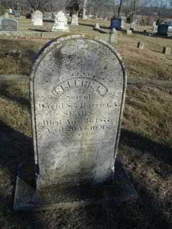 SEARS, SELECK MATHEWS - Barnstable County, Massachusetts | SELECK MATHEWS SEARS - Massachusetts Gravestone Photos