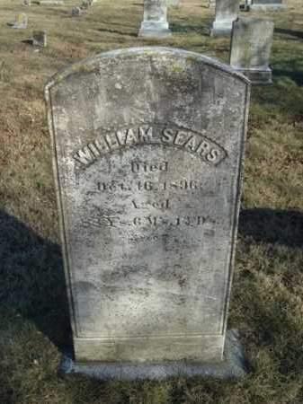 SEARS, WILLIAM - Barnstable County, Massachusetts | WILLIAM SEARS - Massachusetts Gravestone Photos