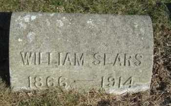 SEARS, WILLIAM H - Barnstable County, Massachusetts   WILLIAM H SEARS - Massachusetts Gravestone Photos