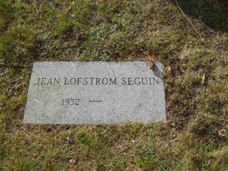 LOFSTROM, JEAN - Barnstable County, Massachusetts | JEAN LOFSTROM - Massachusetts Gravestone Photos