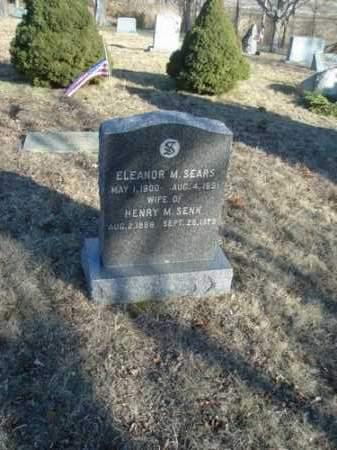 SEARS, ELEANOR MAY - Barnstable County, Massachusetts | ELEANOR MAY SEARS - Massachusetts Gravestone Photos