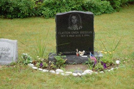 SHEEHAN, CLAYTON OWEN - Barnstable County, Massachusetts | CLAYTON OWEN SHEEHAN - Massachusetts Gravestone Photos