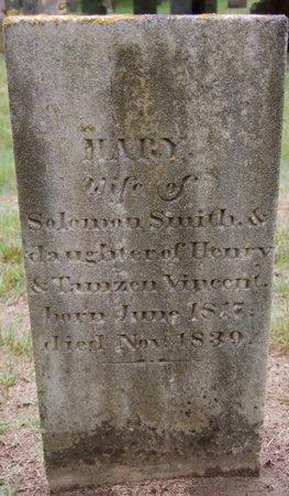 SMITH, MARY - Barnstable County, Massachusetts | MARY SMITH - Massachusetts Gravestone Photos