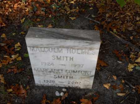 SMITH, MALCOLM HOLMES - Barnstable County, Massachusetts   MALCOLM HOLMES SMITH - Massachusetts Gravestone Photos