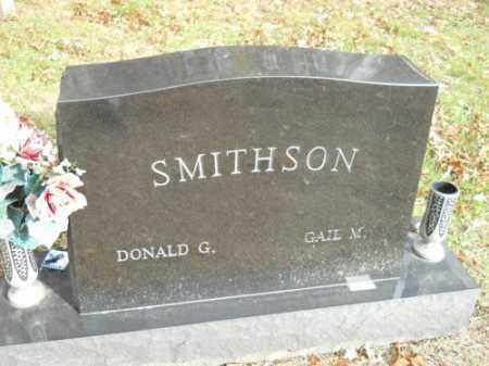 SMITHSON, GAIL M - Barnstable County, Massachusetts | GAIL M SMITHSON - Massachusetts Gravestone Photos