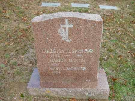 MARTIN, MARION - Barnstable County, Massachusetts | MARION MARTIN - Massachusetts Gravestone Photos