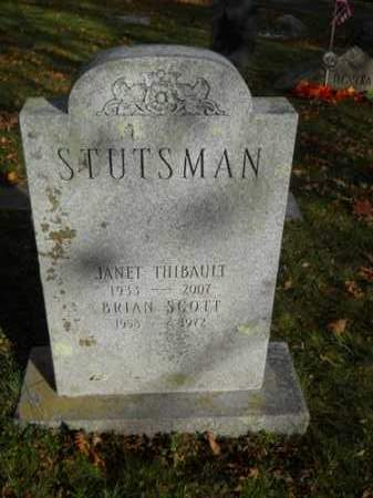 STUTSMAN, BRIAN SCOTT - Barnstable County, Massachusetts | BRIAN SCOTT STUTSMAN - Massachusetts Gravestone Photos