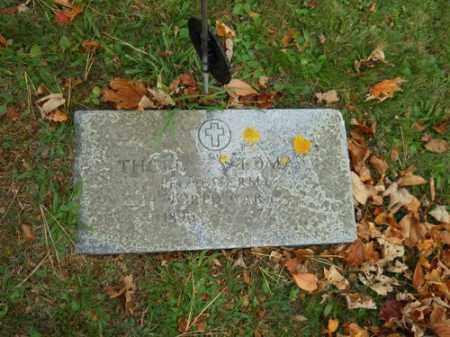 TOMAN (WWI), THOMAS S - Barnstable County, Massachusetts | THOMAS S TOMAN (WWI) - Massachusetts Gravestone Photos
