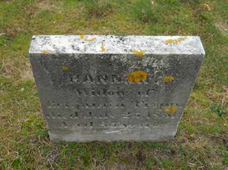 TRIPP, HANNAH - Barnstable County, Massachusetts | HANNAH TRIPP - Massachusetts Gravestone Photos