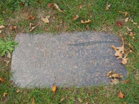 VAN CLEEFE, MARY - Barnstable County, Massachusetts | MARY VAN CLEEFE - Massachusetts Gravestone Photos