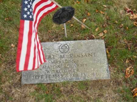 VAN SANT, HERBERT M - Barnstable County, Massachusetts | HERBERT M VAN SANT - Massachusetts Gravestone Photos