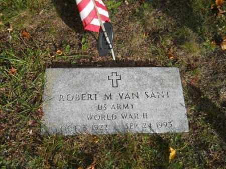 VAN SANT, ROBERT M - Barnstable County, Massachusetts | ROBERT M VAN SANT - Massachusetts Gravestone Photos
