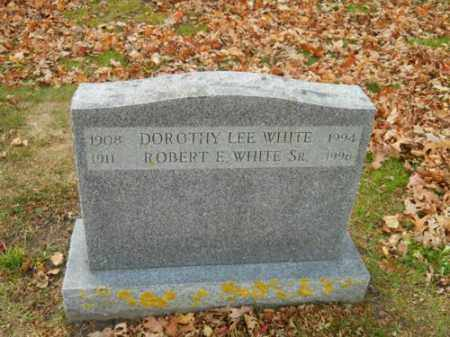 WHITE, DOROTHY LEE - Barnstable County, Massachusetts | DOROTHY LEE WHITE - Massachusetts Gravestone Photos