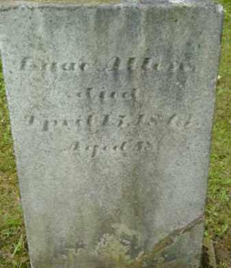 ALLEN, ISAAC - Berkshire County, Massachusetts | ISAAC ALLEN - Massachusetts Gravestone Photos
