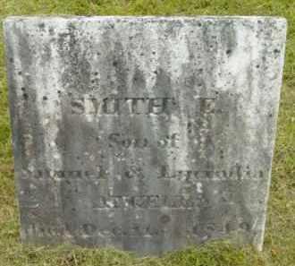 ANGELL, SMITH E - Berkshire County, Massachusetts | SMITH E ANGELL - Massachusetts Gravestone Photos