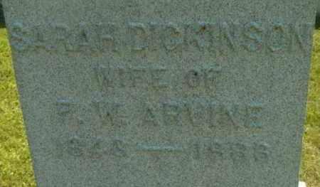 DICKINSON, SARAH - Berkshire County, Massachusetts   SARAH DICKINSON - Massachusetts Gravestone Photos
